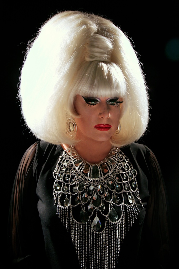 Lady Bunny, New York City, 2007 © Michael Angelo.jpg