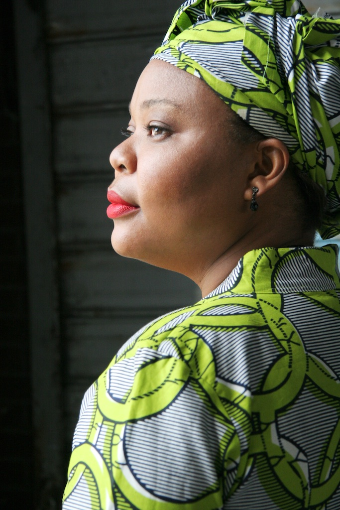 Leymah Gbowee, New York City, 2008 © Michael Angelo.jpg