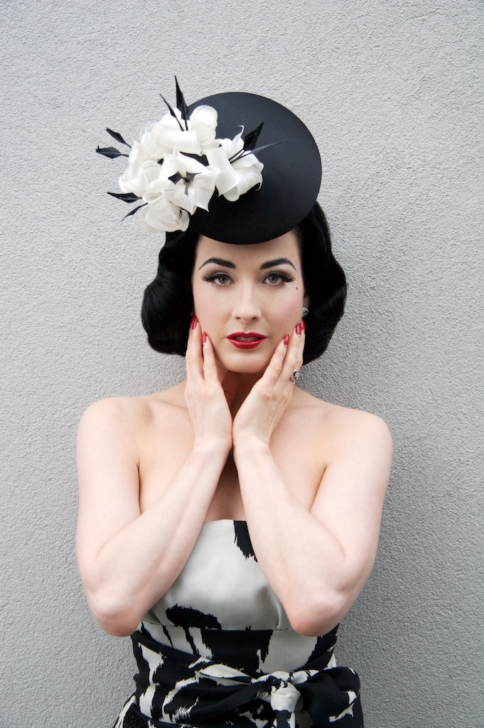 Dita von Teese II, Watermill Center, Southhampton, New York, 2007 © Michael Angelo.jpg