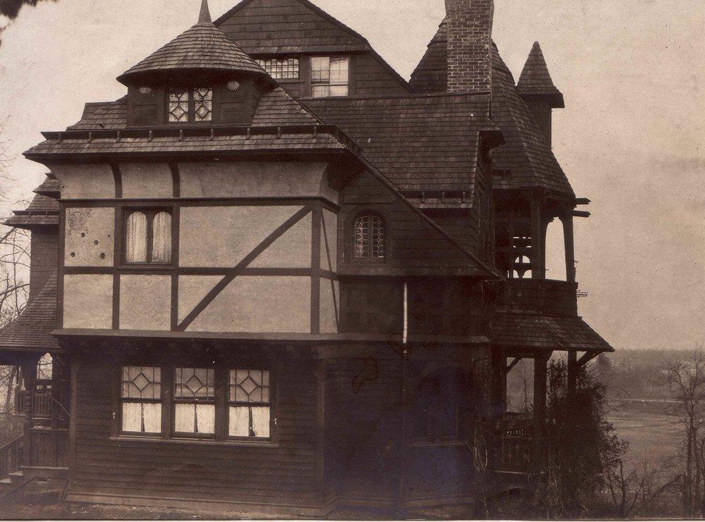 The Cedars, Home of Harry Fenn