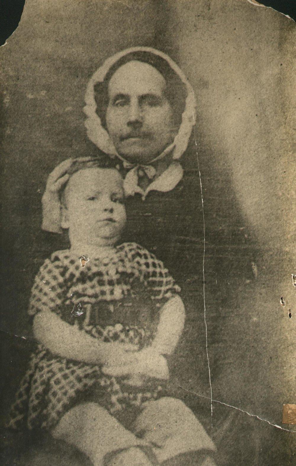 Augustus Morrington and Ralph Crane