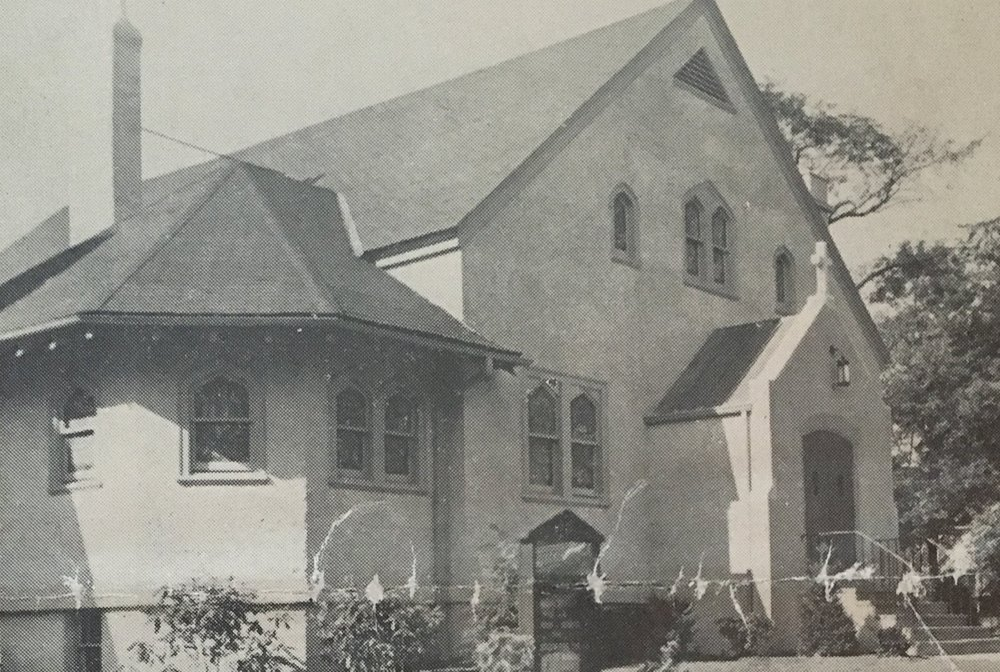 Watchung Congregational Church 1951