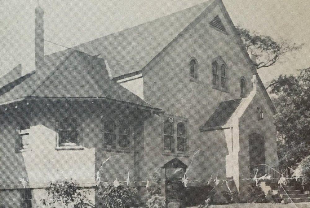 Watchung Congregational Church 1951