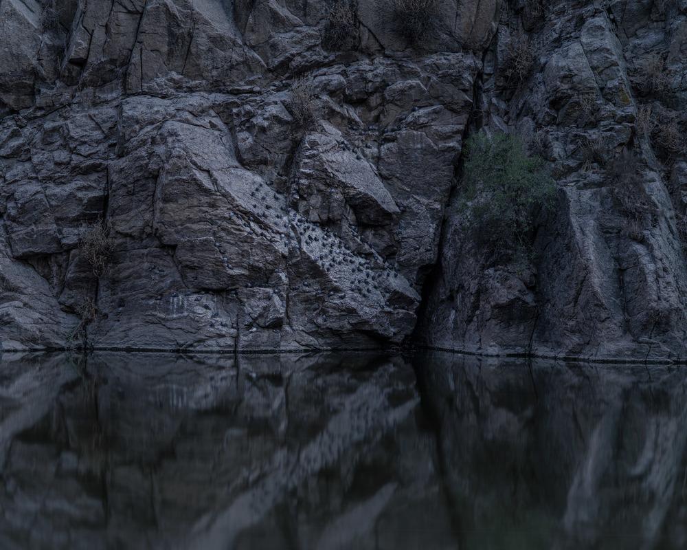"""Matthieu Gafsou, de la série """"Nocturnes"""", 2013"""