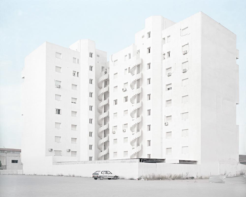 """Matthieu Gafsou, de la série """"Surfaces"""", 2006-2008"""