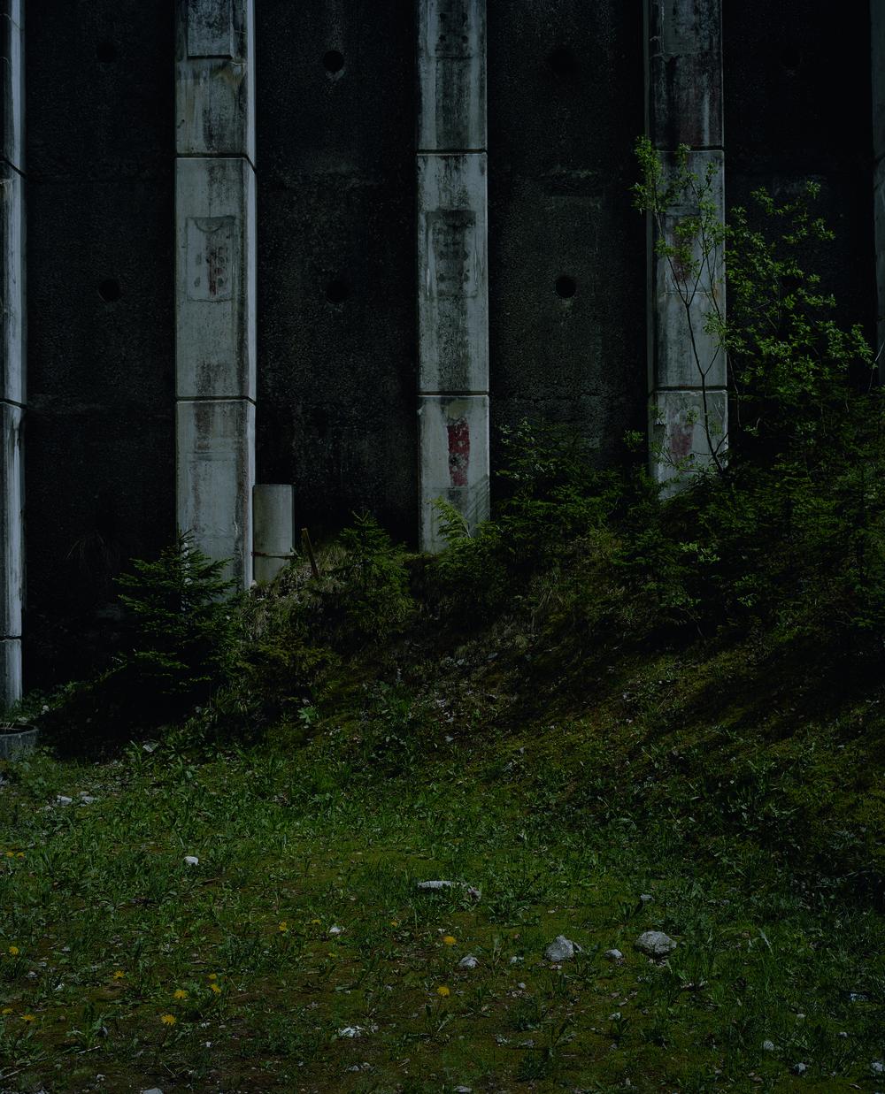 "Yann Mingard, de la série ""Ligne de Fond"", 2015"