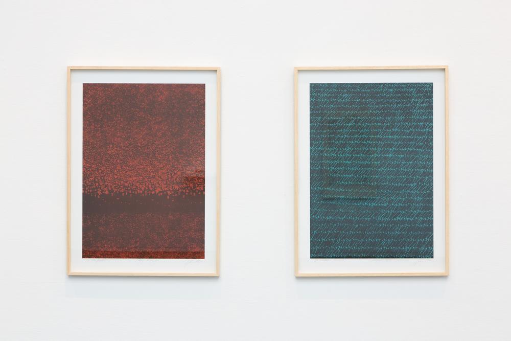 Oeuvres: Roman Opalka