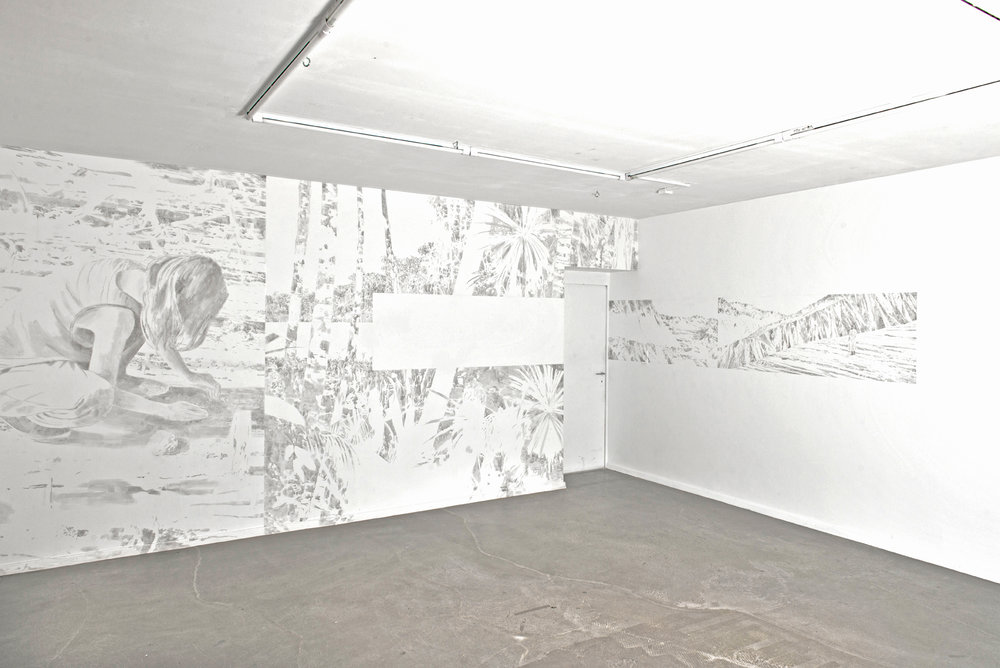 Espace Kugler Genève, Vue d'exposition. © Lea Kloos