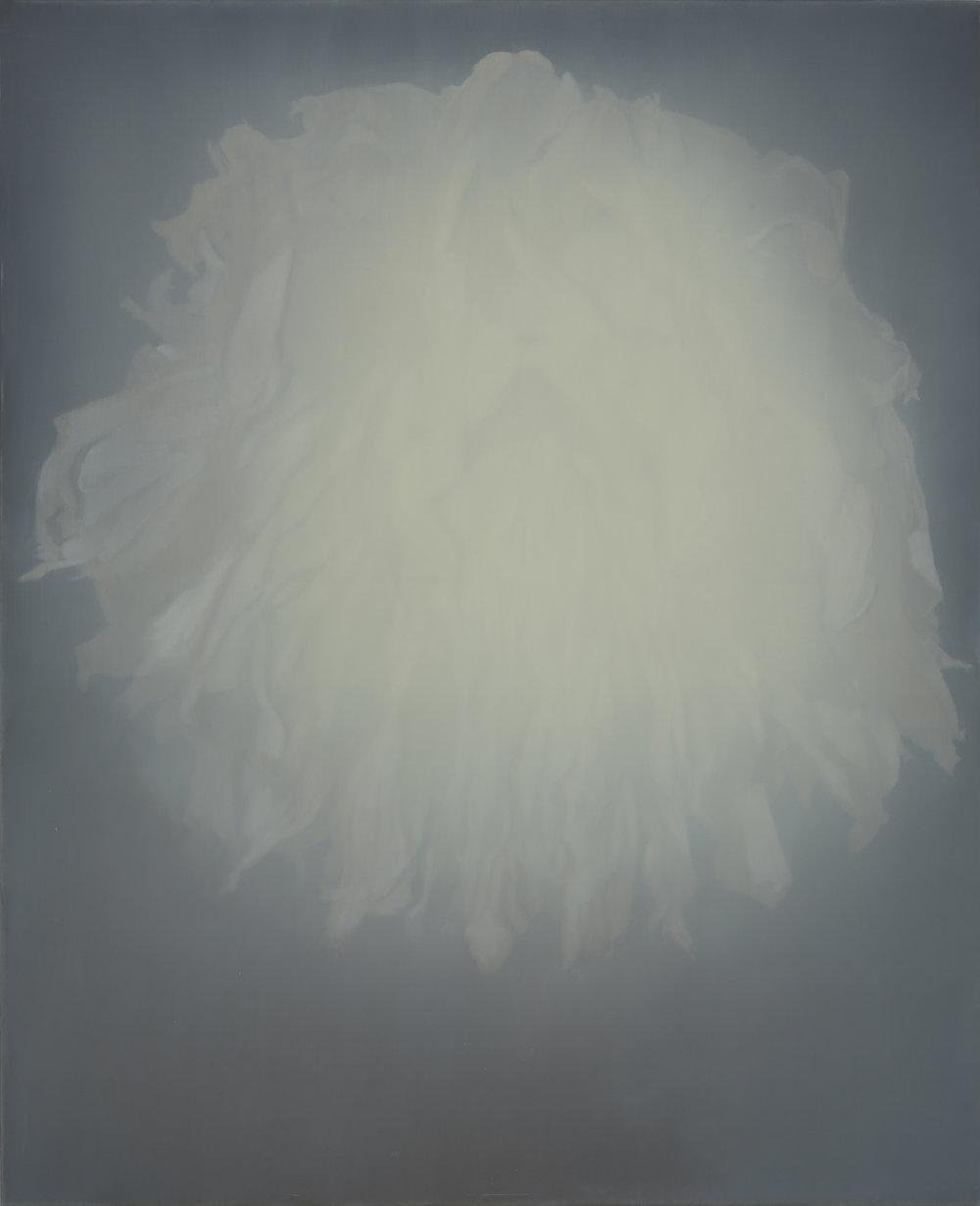 """© Luc Andrié, """"Sans titre"""" (2), 130 x 96 cm, 2017, Courtesy Galerie C."""