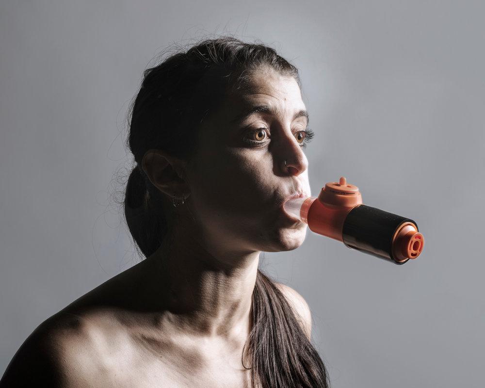 """© Matthieu Gafsou, de la série """"H+"""", 2015-2018. Courtesy Galerie C"""