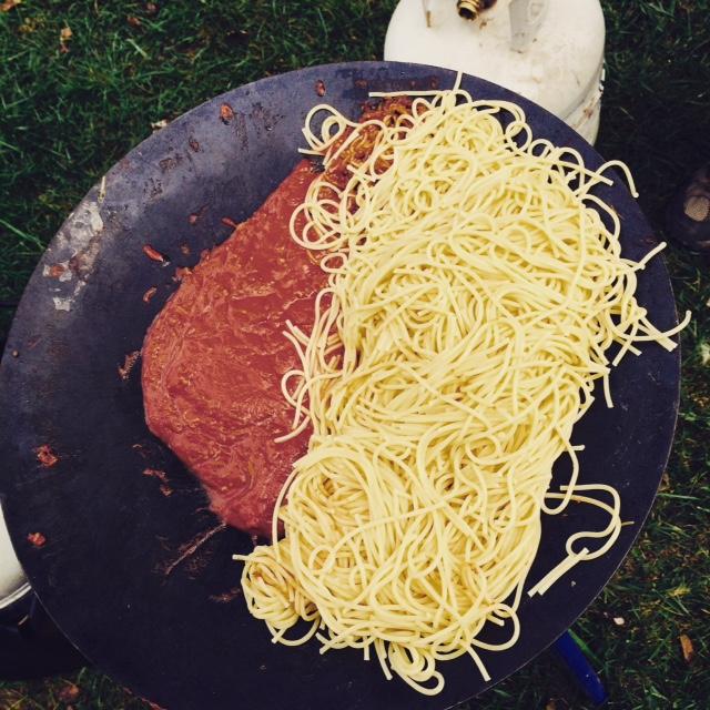 Skottle Spaghetti