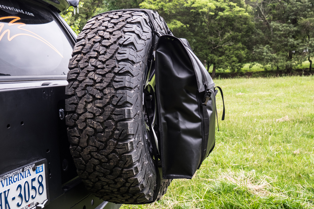 Blue Ridge Tire >> The Tire Storage Bag Blue Ridge Built