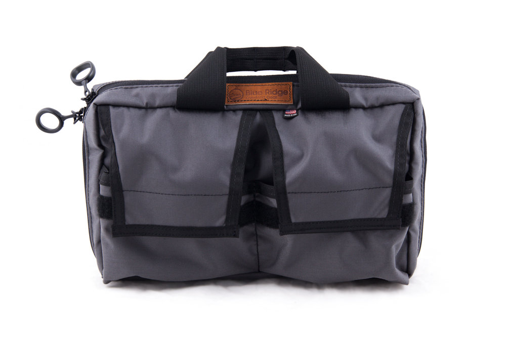 The Off Road Air Tool Bag is available in a sleek gray ...
