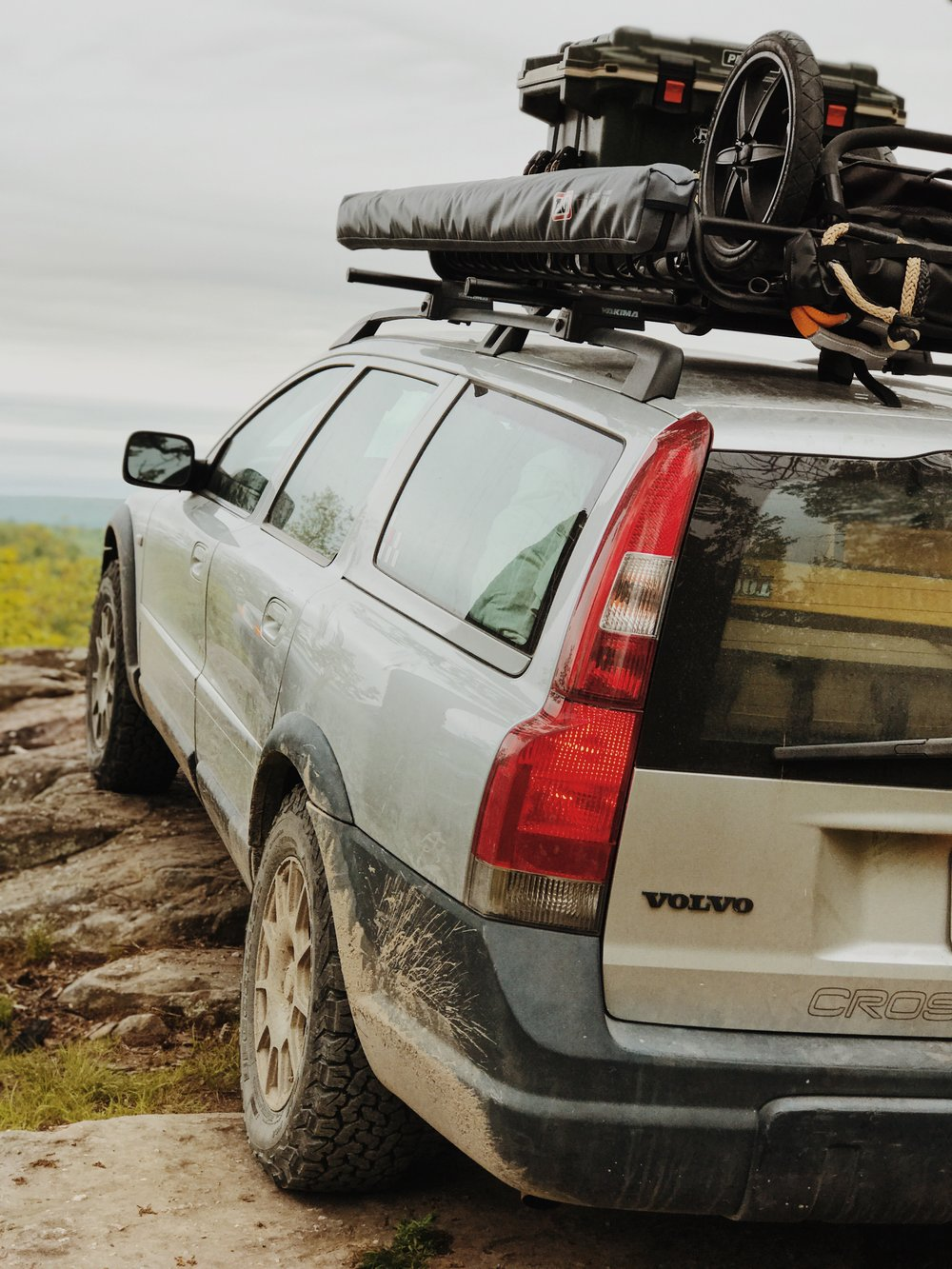 The Full Rig | Volvo XC70 Overlander