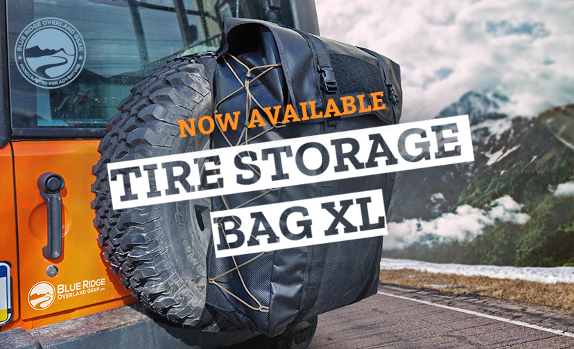 Blue Ridge Tire >> New In The Shop Tire Storage Bag Xl Blue Ridge Built