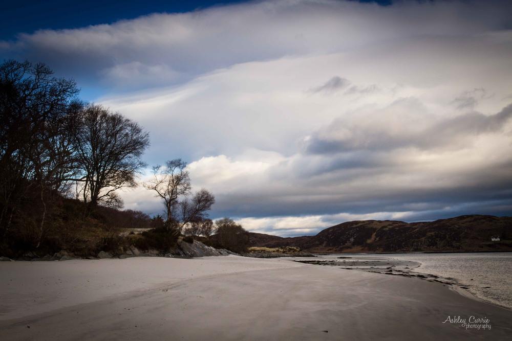 silver sands at morar river estuary.jpeg