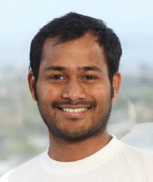 Satish Polisetti, PolyMorph CEO