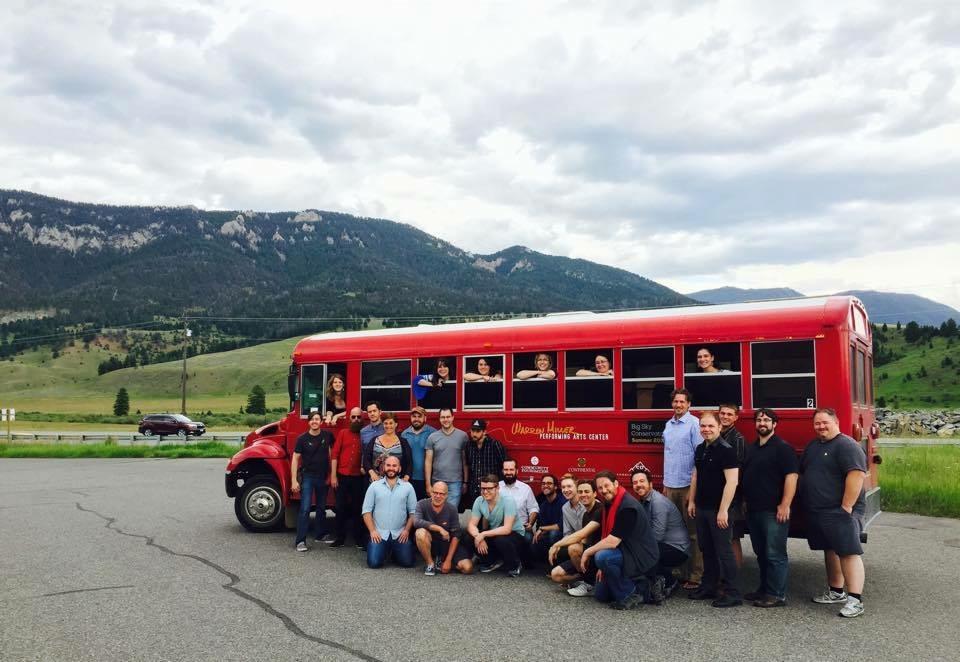 Choral Initiative Bus.JPG