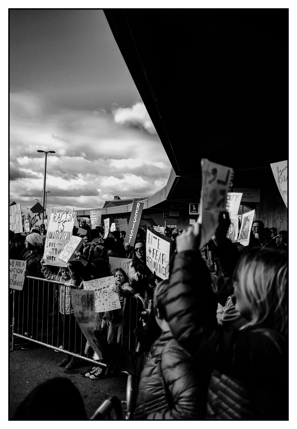 kci protest - kansas city missouri 2016