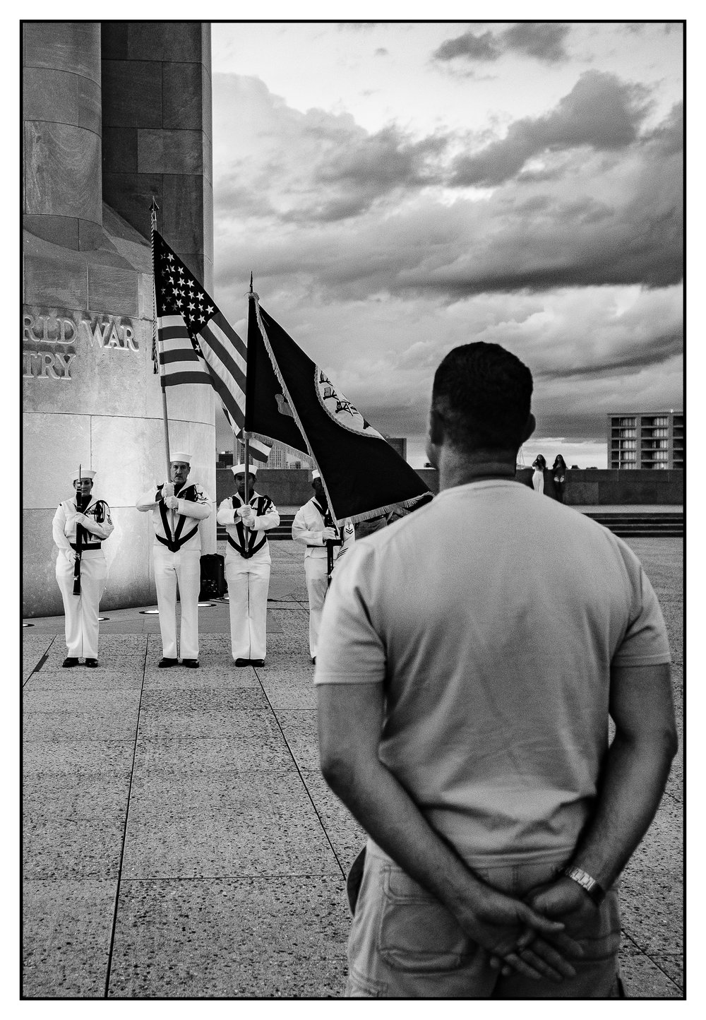 a day of remembrance - wwi memorial kansas city 2018