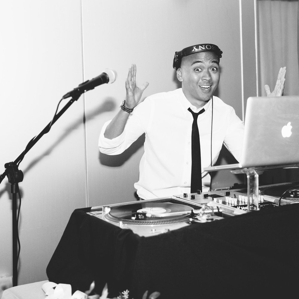 DJ Rudy Lopez - $$Richmond, VAPHOTO | Tori Watson Photography