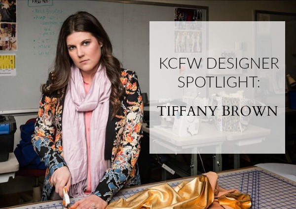 Tiffany Brown / photo provided by designer