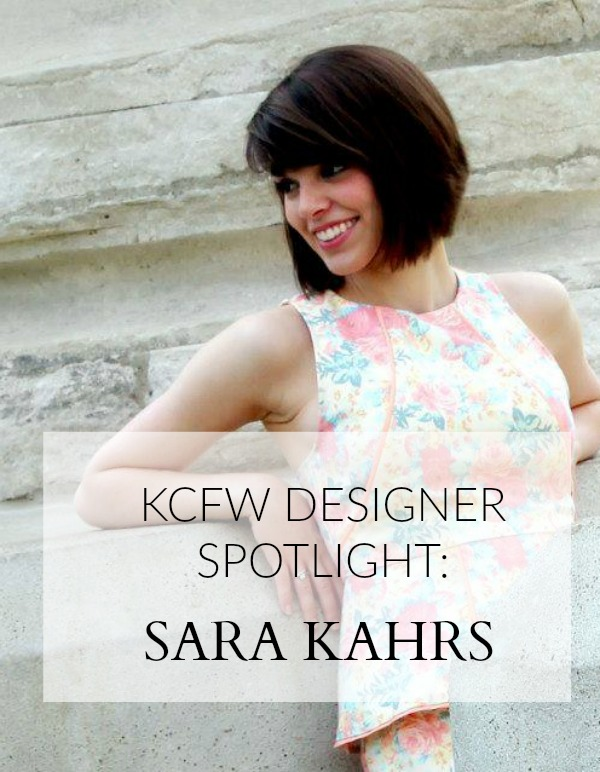Sara Kahrs / Photo provided by designer