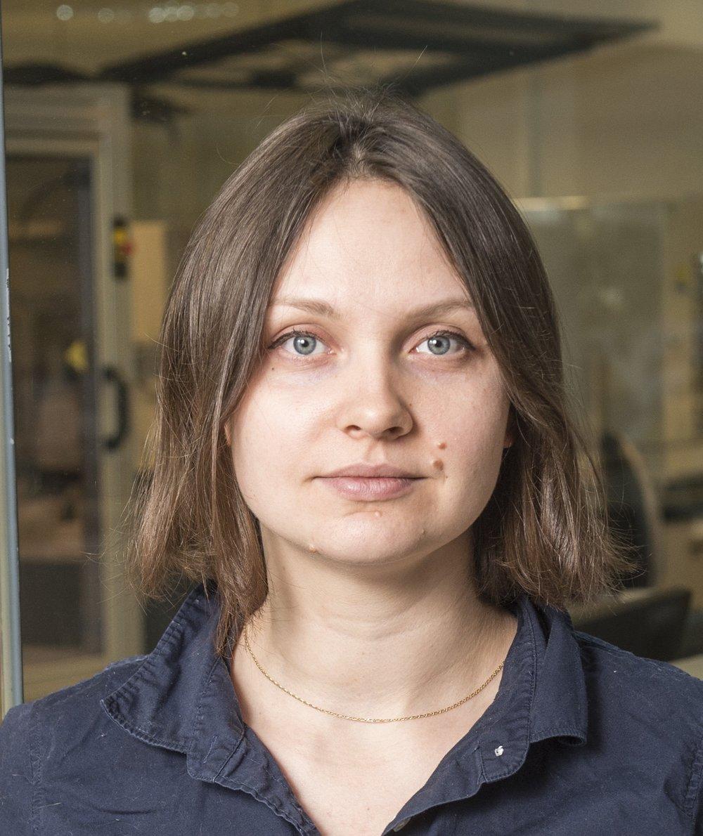 Ksenia Krasileva<br> Earlham Institute, Norwich, UK