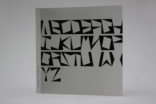 Negatives Typeface |  Re-Imagining the Alphabet