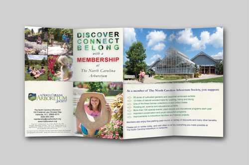The N.C. Arboretum |   Discover Connect Belong