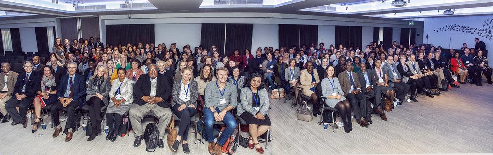 Delegates of ASCAT Conference 2018 in London