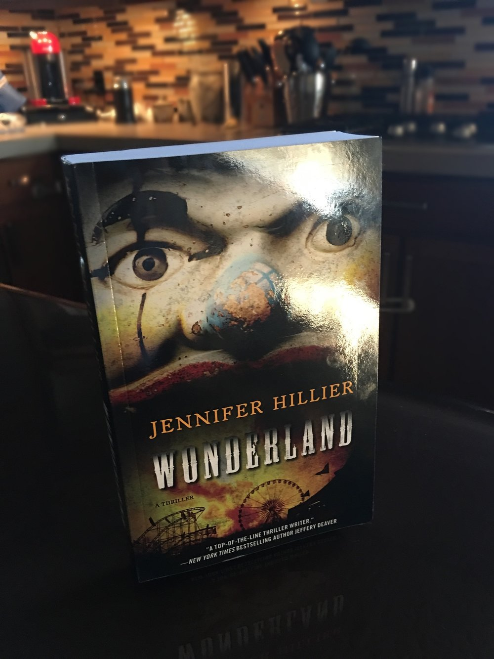 By the way, WONDERLAND is out in print now! Click here.