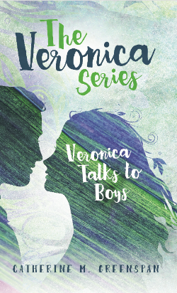 """Book 2 in The Veronica Series. When Veronica tells her boyfriend she's black, he laughs, pinches her cheek and says, """"But, you're so white. Are you sure you weren't adopted?"""" Is she too sensitive, like he says? She doesn't know what to say when he repeats some racist things his dad told him. Is he a racist, too? Will he feel differently about her when she tells him the truth, which she has to do sooner than later! When another boy starts paying attention to her, she wonders how he'll fit into her world. When he tells her his mom was disowned for marrying a black man, she is heartbroken.Has she finally found an ally who knows what it's like to live in two worlds? What happens when the two guys confront each other? -"""