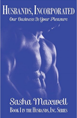Beautiful men. Mind-blowing pleasure. And perfect marriages that last only one year. Husbands, Inc., offers all this and more - for a price. CEO Venus Roman has just unveiled this erotic empire that will revolutionize marriage. She's hosting 200 women who've come to select Husbands and open franchises around the world. But her powerful ex-husband wants to destroy her decadent dynasty. He and a vindictive mob say she's peddling male prostitution by contracting husbands-for-hire. As Venus fights to protect her life mission, she and her clients offer provocative peeks inside this sexy sanctuary that's housed in a waterfront castle. But will she survive the violent crusade threatening to kill her and crush her carnal kingdom? Will the men and women of Husbands, Inc. enjoy 365 days of wedded bliss? And will the global guests succeed at revolutionizing marriage worldwide? -