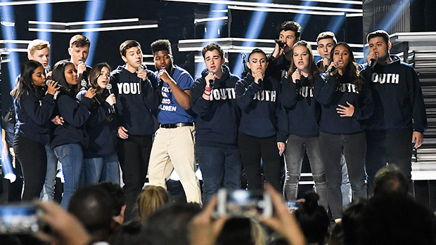 "Powerful performance at the 2018 Billboard Music awards! We need to protect our children! Love is Power! Let's spread Love and stop these devastating shootings. Shawn Mendes & Khalid's performance of ""YOUTH"" was incredibly beautiful & powerful. Let's keep the discussion alive!! Ladies & Unisex styles available now!   https://www.billboard.com/articles/news/bbma/8456921/shawn-mendes-khalid-perform-youth-billboard-music-awards-2018-video   BUY ON AMAZON NOW! See below for details!"