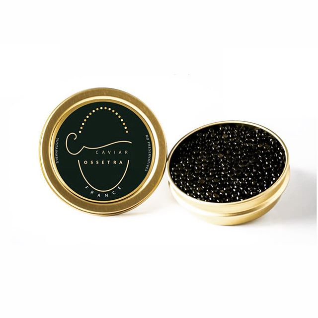 Caviar Branding & Packaging Design. 🇫🇷 My first project while living in France. Admittedly, this project required a lot of research & development, I knew very little about the world of caviar & now I'm well informed and can draw an ossetra sturgeon from memory 🏅  Buying the caviar is a whole other story.  I took a deep dive into the different types of caviar packaging, scoped competition, mostly through window shopping with some tiny taste tests 🥄 & learned a lot about the different types of caviar in the process.