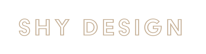 Shy Design  + Web + Graphic Design + E-commerce