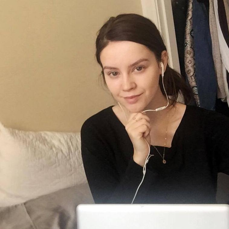 bloggging