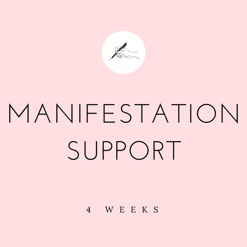 law of attraction support
