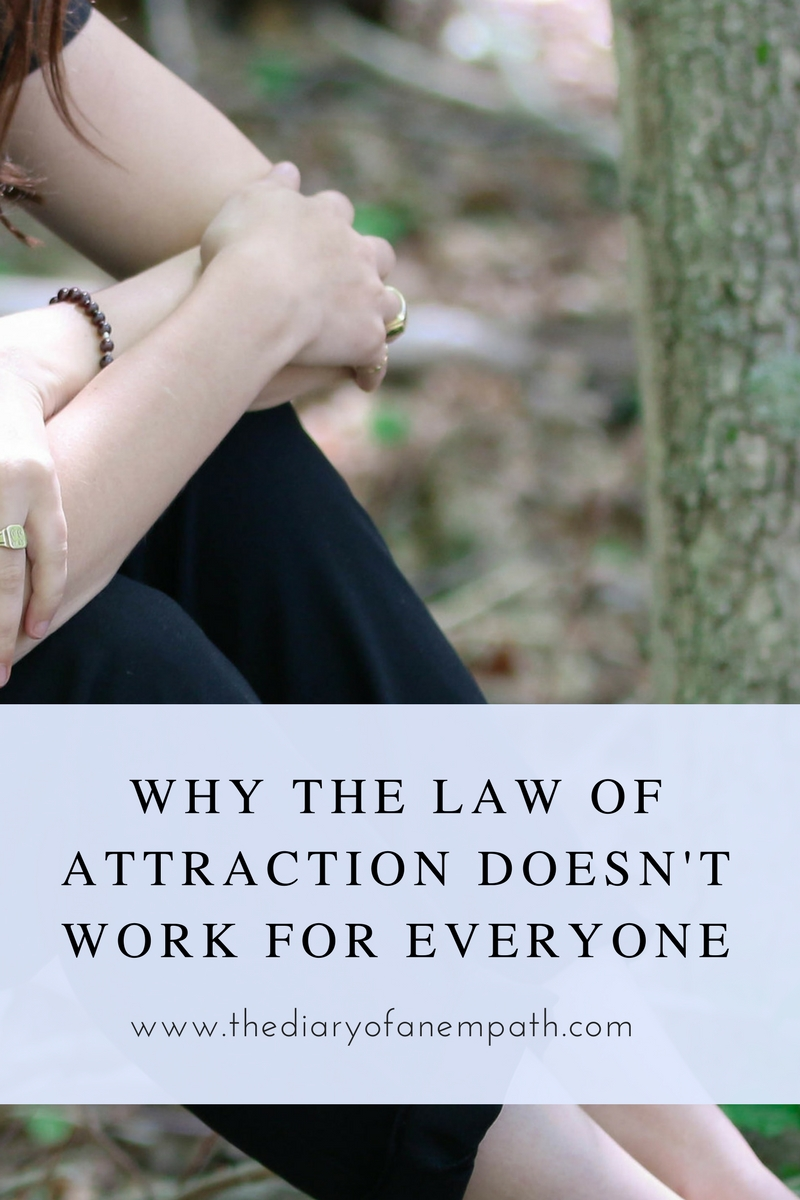 why the law of attraction doesn't work for everyone