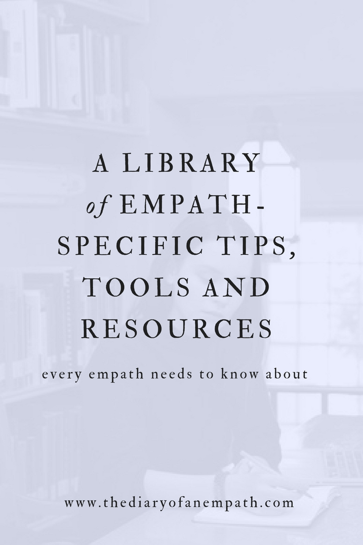 empath protection resources
