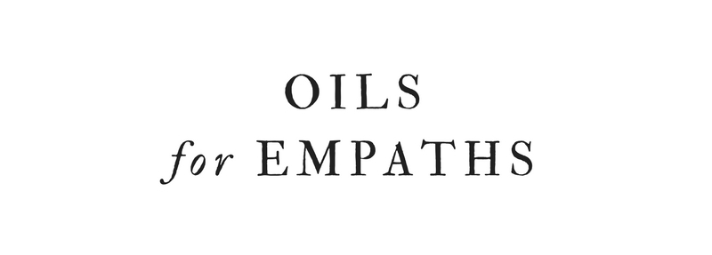 A collection of hand-crafted essential oil blends designed for Empaths and their unique set of energetic and emotional needs.