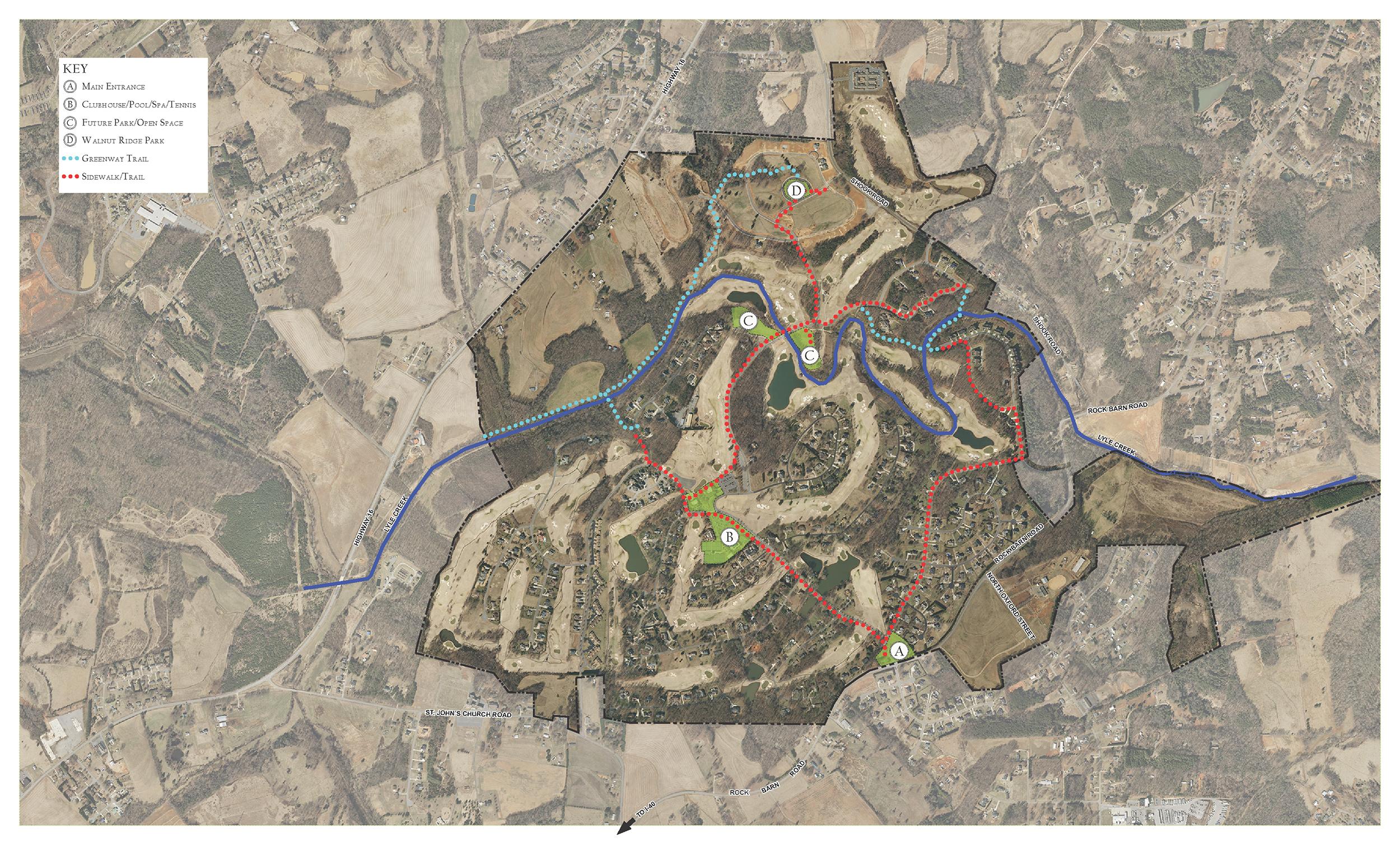Rock Barn — KERNS LAND PLANNING & DESIGN