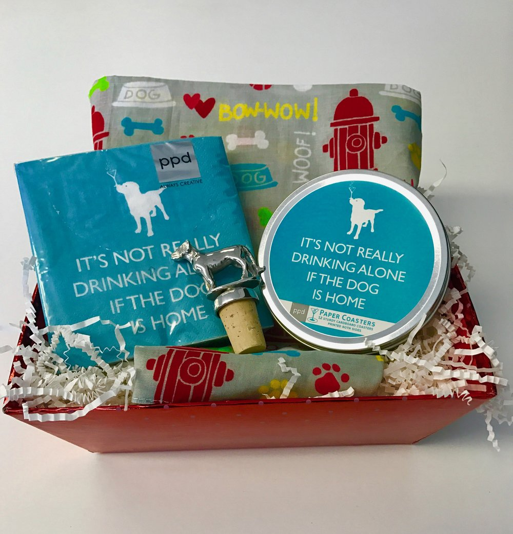 Check out our new Gift Baskets, Bags, and Boxes! — Canine Signature Club