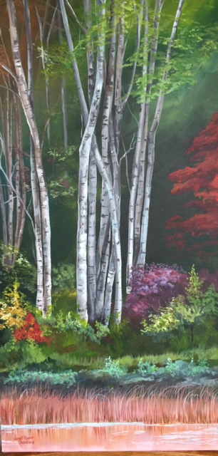 Janet Chambers-Lakeside Birches.jpg