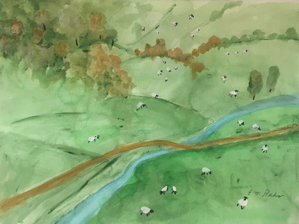 Sheep and River.jpg