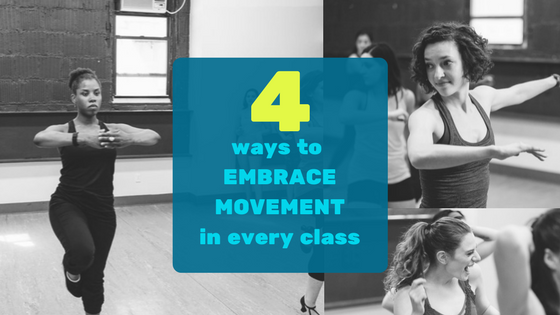 Motivated Movers Dance Class