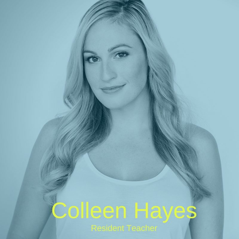 - New to the MM Family, we are eager to welcome Colleen to the community so she can share all of her insight, experience, and dedication to our mission. You are in good hands with this creative soul, ready to guide you through the obstacles of movement calls, style adaption in choreography, and more!