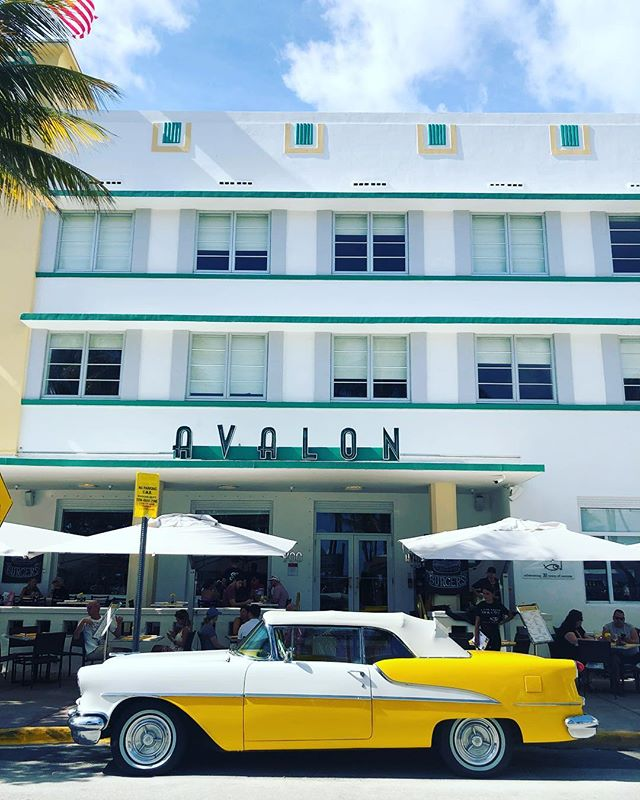 Starting the New Year with a much needed mini-getaway to Miami.. with art deco inspiration, a good dose of vitamin D and salty air to give me some creative recharge. oh so grateful.