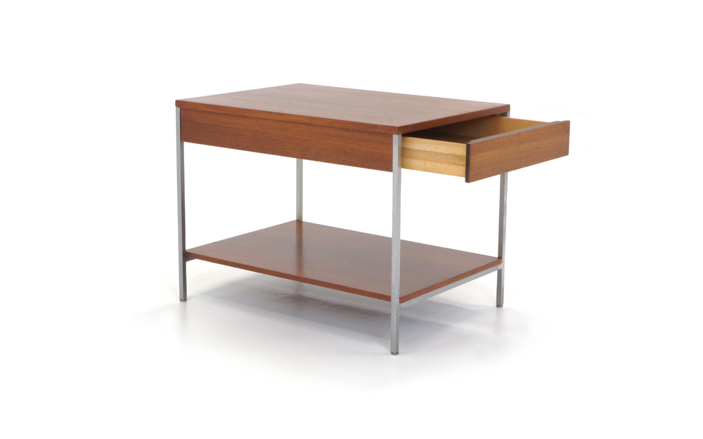 George Nelson For Herman Miller Side Table With Drawer